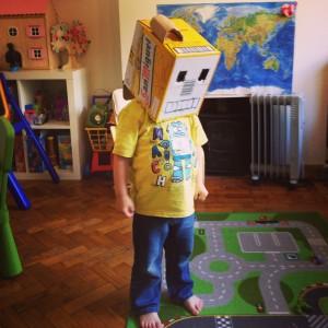 Robot algorithm