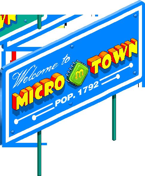 MicroTown Logo