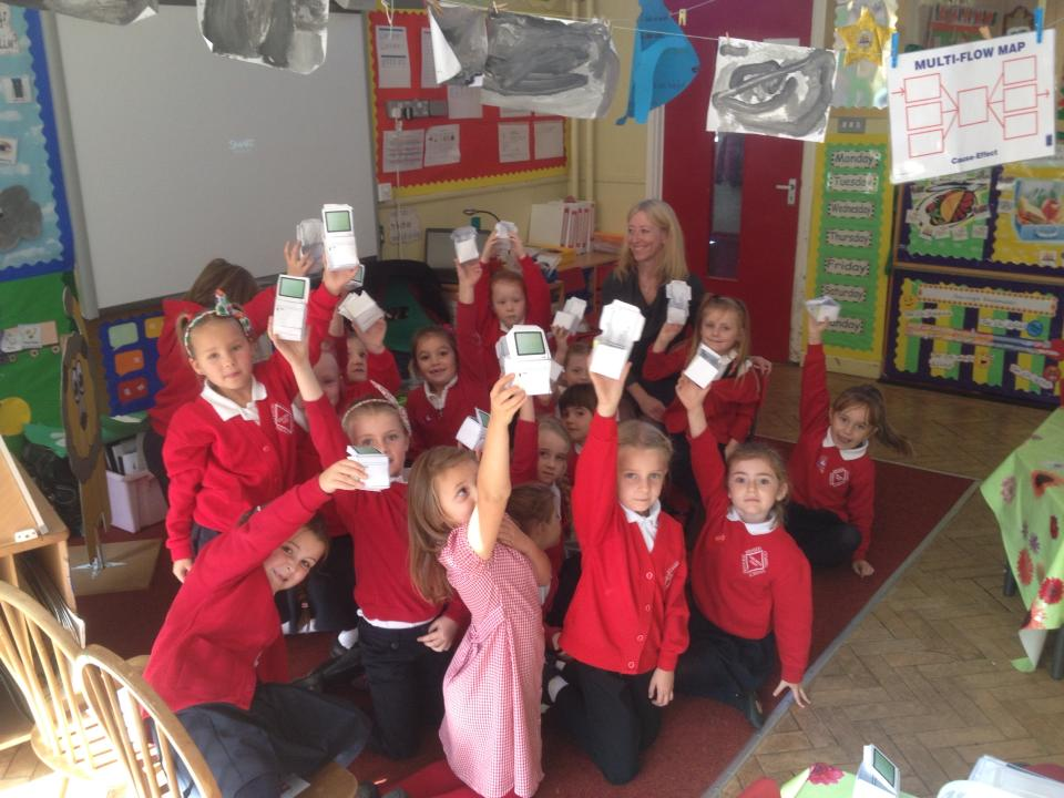 Mynydd Cynffig Infants - Craft Computer Club