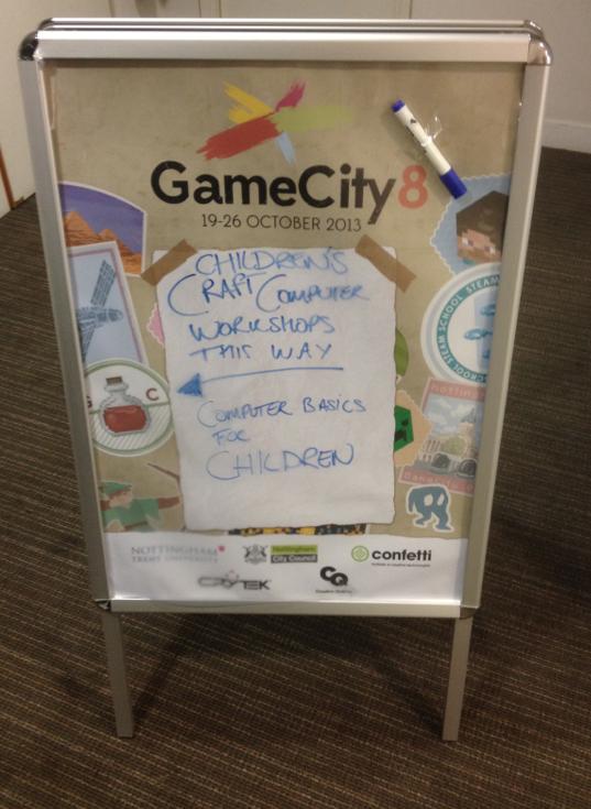 GameCity Craft Computer