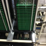 Racks and Racks of Pi PCBs