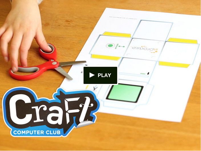 Craft Computer Club Kickstarter