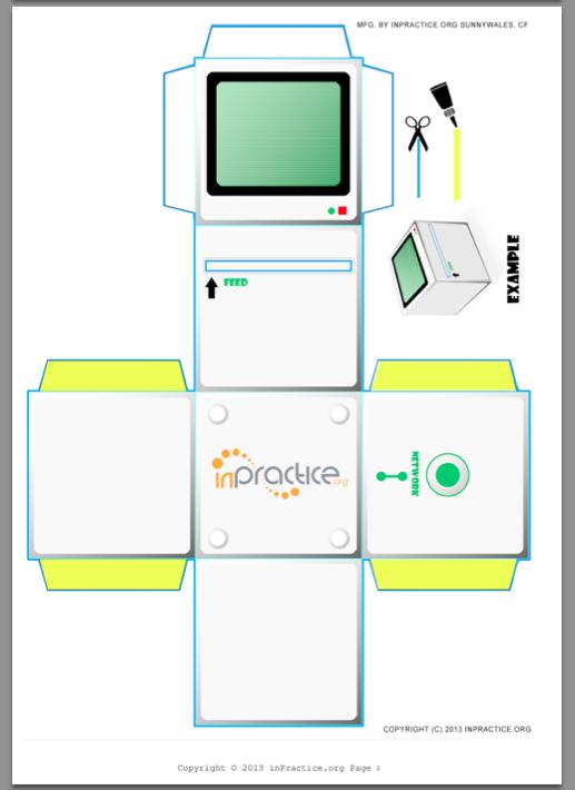 Craft Computer Template