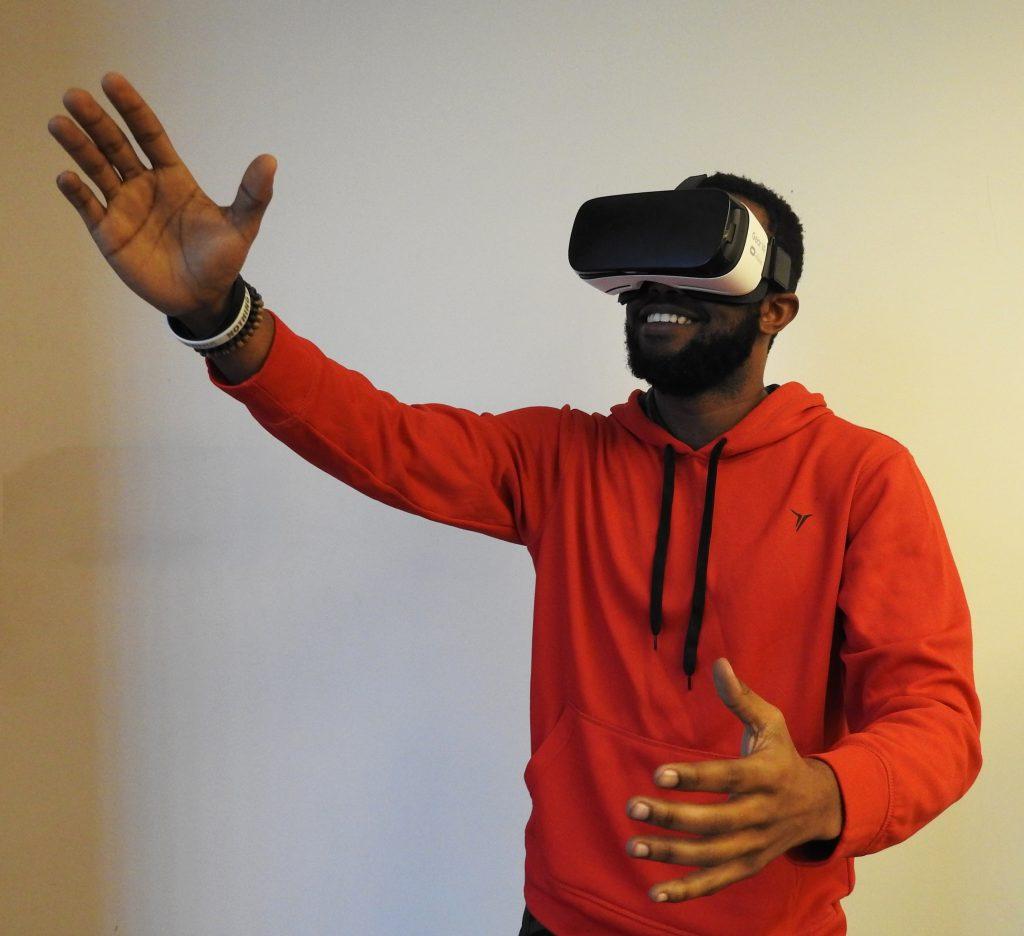 Cardiff Software Development with Oculus Rift